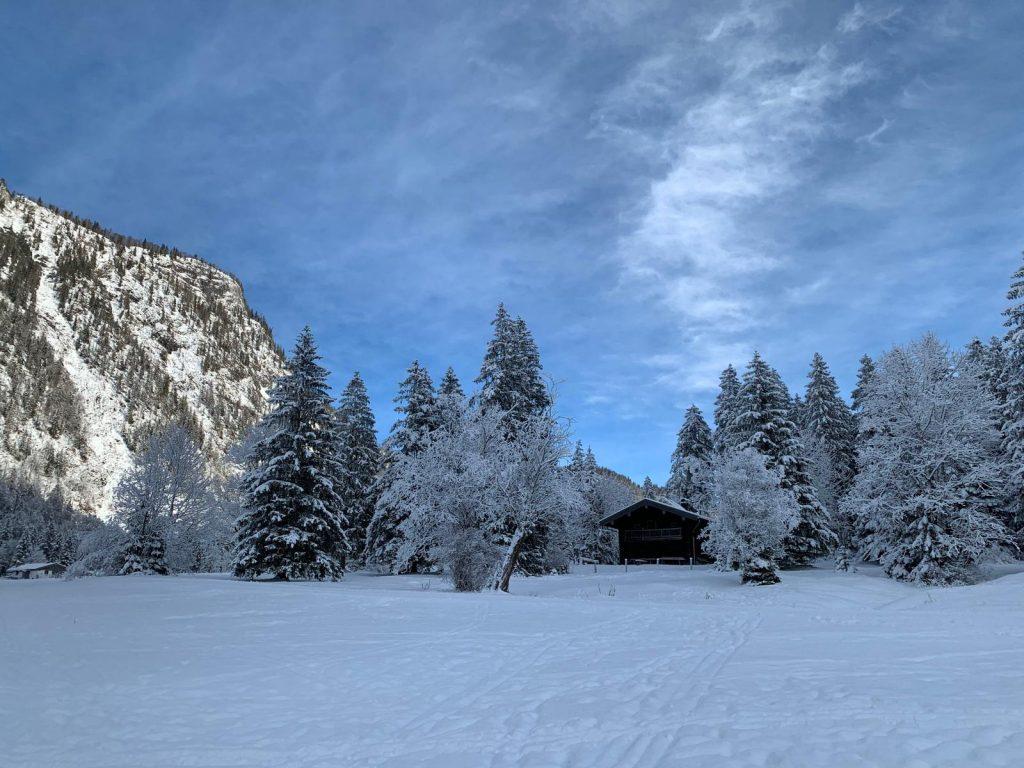 Winter im 3-Seen-Gebiet